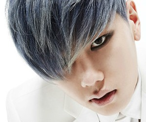 "High4's Youngjun ""Dead or Alive"" promotional picture."