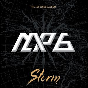 "Album art for M.A.P.6's album ""Storm"""
