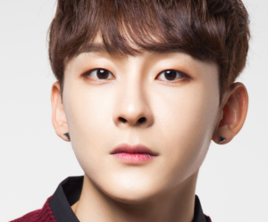 Naughty Boys Seo Woong promotional picture.