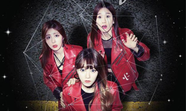 "Pungdeng-E's  promotional picture for ""Stay"""