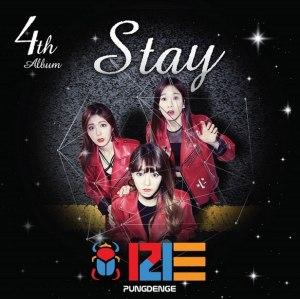 """Album art for Pungdeng-E's album """"Stay"""""""