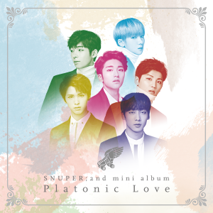 "Album art for Snuper's album ""Platonic Love"""