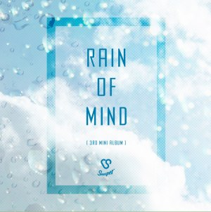 "Album art for Snuper's album ""Rain Of Mind"""