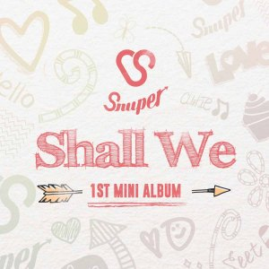 "Album art for Snuper's album ""Shall We"""
