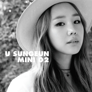 Album art for U Sung Eun's 2nd Mini album