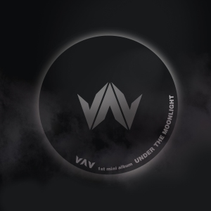 "Album art for VAV's album ""Under The Moonlight"""