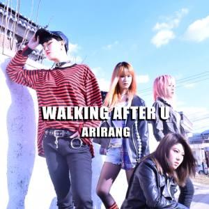 "Album art for Walking After U's album ""Arirang"""