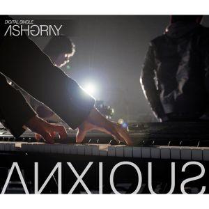 "Album art for AshGray's album ""Anxious"""