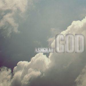 "Album art for AshGray's album ""God"""
