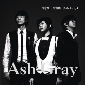 """Album art for AshGrey's album """"I Love You...Remember"""""""