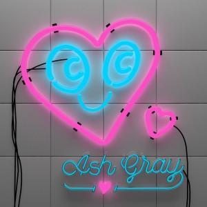 """Album art for Ashgrey's album """"Push & Pull"""""""
