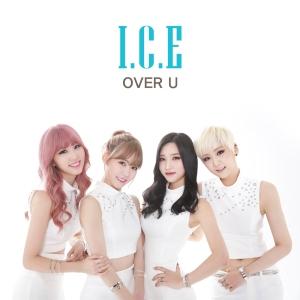 "Album art for I.C.E's album ""Over U"""