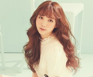 "Lovelyz Kei ""Lovelinus"" promotional picture."