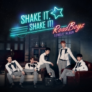 "Album art for Roadboyz's album ""Shake It"""