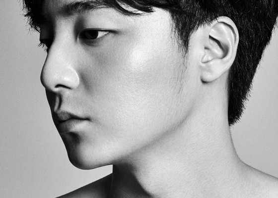 "Roy Kim's ""The Great Dipper"" promotional picture."