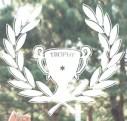 Trophy's logo.