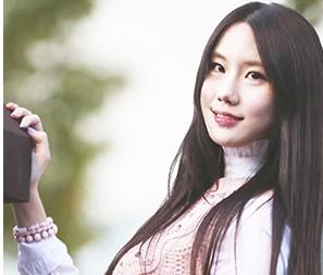 Vivid's new member Seol Rin.