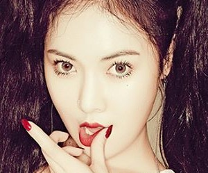 "4Minute's Hyuna ""Act. 7"" promotional picture."