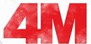 4Minute's logo.