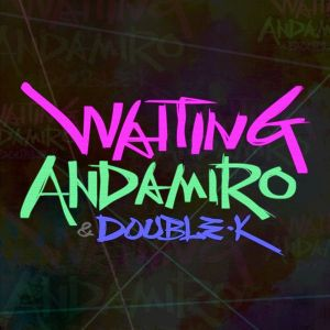 "Album art for Anda's album ""Waiting"""