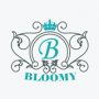 Bloomy's new logo