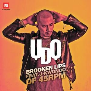"Album art for Broken Lips album ""U Do"""