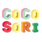 CoCoSoRi's logo.
