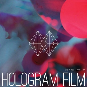 "Album art for Hologram Film's album ""Fresh Light"""
