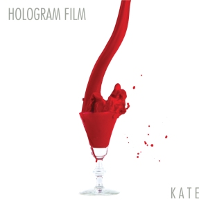 "Album art for Hologram Film's album ""Kate"""