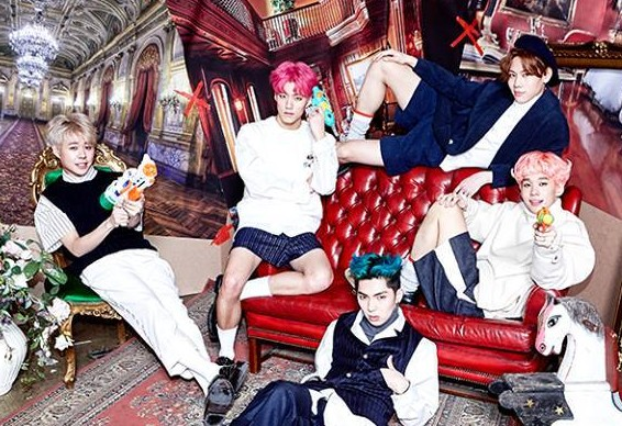 "Imfact's 'Lollipop"" promotional picture."