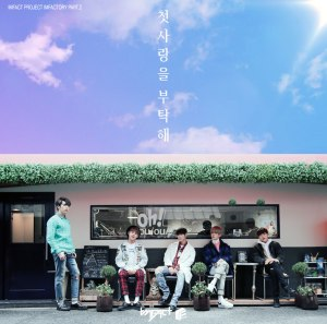 "Album art for IMFACT's album ""Imfactorty pt. 2 - Please Be My First Love"""