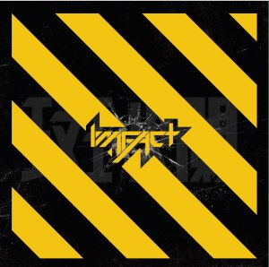"Album art for Imfact's album ""Rebellion"""