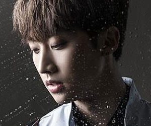 "KNK's Inseong promotional picture for ""Gravity, Completed"""