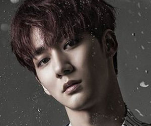 "KNK's Jihun promotional picture for ""Gravity, Completed"""