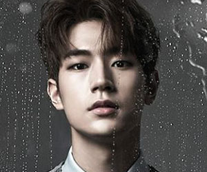 "KNK's Seungjun promotional picture for ""Gravity, Completed"""