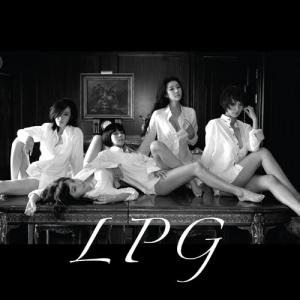 """Album art for LPG's album """"Love's Doorbell"""""""