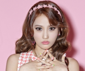 "LPG's Songha ""Slowpoke"" promotional picture."
