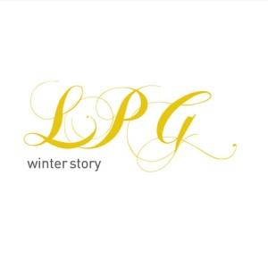 """Album art for LPG's album """"Winter Story"""""""