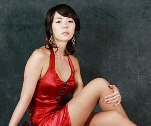 LPG's former member Yeonoh.