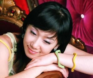 LPG's former member Yoonah.