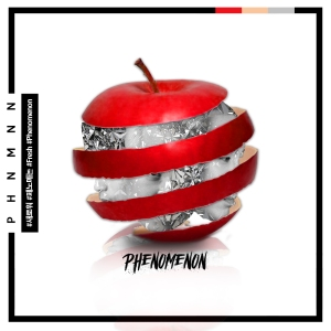 "Album art for Phenomenon's album ""Fresh"""