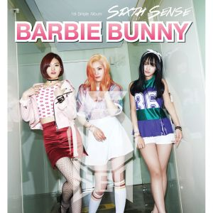 "Album art for Sixth Sense's album ""Barbie Bunny"""