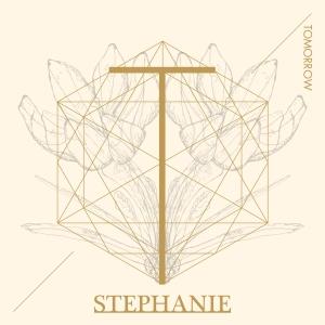 """Album art for Stephanie's album """"Tomorrow"""""""