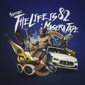"Album art for Super Bee's album ""The Life Is 82: Mastertape"""