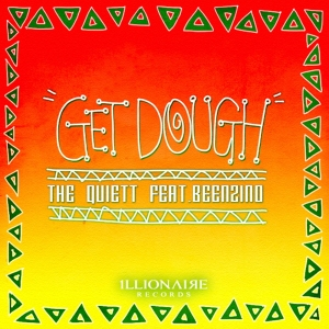 "Album art for The Quiett's album ""Get Dough"" MV"