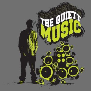 "Album art for The Quiett's album ""Music (Instrumental Edition)"""