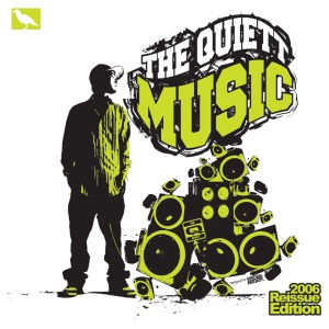 "Album art for The Quiett's album ""Music (Reissue Edition)"""