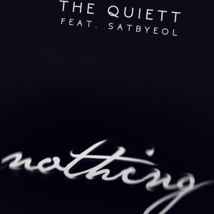 "Album art for The Quiett's album ""Nothing"""
