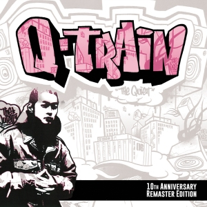 "Album art for The Quiett's album ""Q-Train Remastered"""
