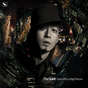 "Album art for The Quiett's album""Quiet Storm: A Night Record"""